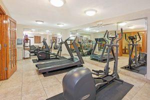alsip hotel gym