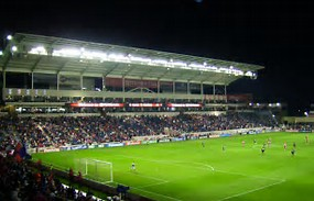 Toyota Park home of the Chicago soccer team